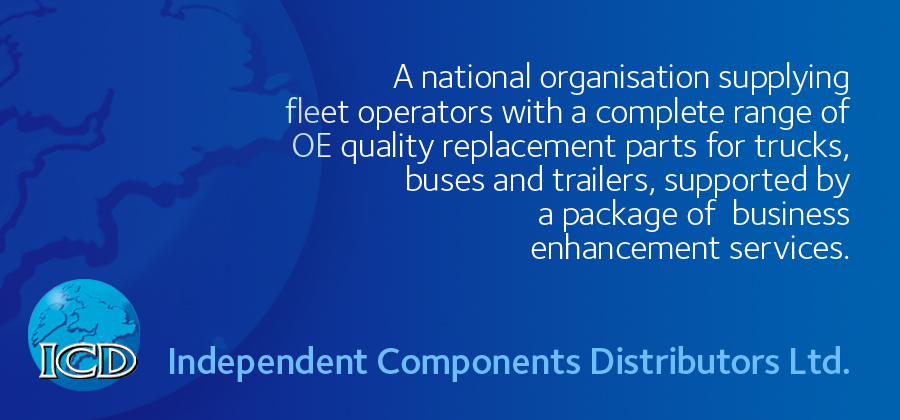 Independent Component Distributors - Commercial vehicle parts factors