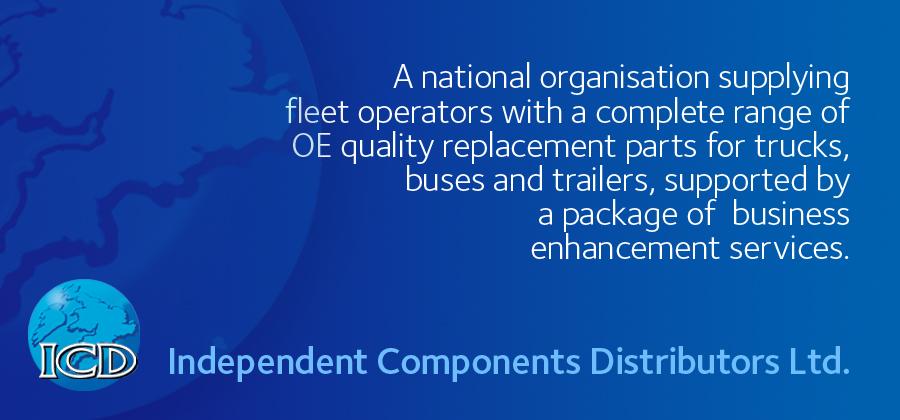 Independent Component Distributors - Commercial vehicle parts factors