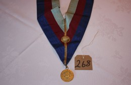 Royal Arch – Grand Rank Collar with PGStB Collar Jewel