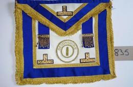 Craft – Provincial Junior Warden Full Dress Apron – Devonshire