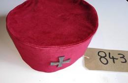 Knights Templar – Cap with Knight Badge