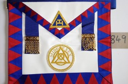 Royal Arch – Provincial Grand Chapter Apron – Middlesex