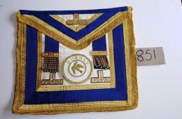 Craft – Provincial Grand Rank Full Dress Apron – Surrey
