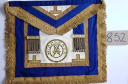 Craft – Provincial Grand Rank Full Dress Apron – Middlesex