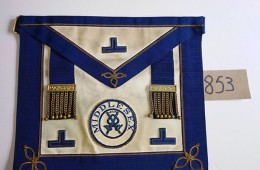 Craft – Provincial Grand Rank Undress Apron – Middlesex