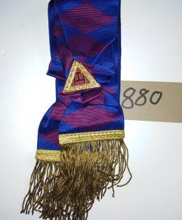 Royal Arch – Principal's Sash