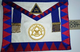 Royal Arch – Provincial Grand Rank Apron – Middlesex
