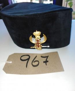 Rose Croix – 33rd Degree Hat
