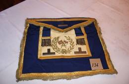 Craft – Grand Rank Full Dress Apron – Grand Standard Bearer