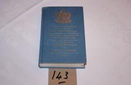 Craft – Book of Constitutions (1984)
