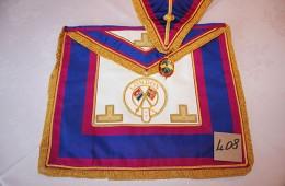 Mark – Provincial Full Dress Apron, Collar & Collar Jewel (PProvGStB London)