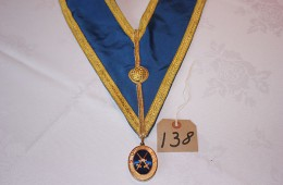 Craft – Province of Sussex Full Dress Collar & PPGSwdB Collar Jewel