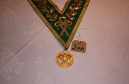 Allied Masonic Degree – Grand Officer Collar & Collar Jewel