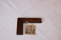 Furnishings – Wooden Square (15cm)