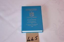 Mark – Book of Constitutions & Regulations (1997)