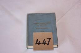 Craft – Book of Constitutions (1960)