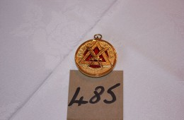 Royal Arch – Provincial Scribe Collar Jewel – Middlesex