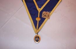 Craft – Full Dress Collar & Collar Jewel (PPDepGSwdB Yorkshire West Riding)
