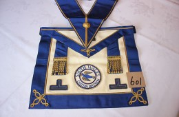 Craft – South Wales Easter Div Undress Apron & Collar