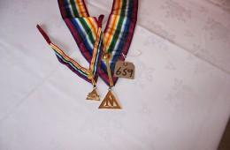 Royal Ark Mariner – Grand Officer's Collar & Jewel and Collarette & Jewel