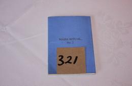 Mark – Ritual Book No.2 (1986)